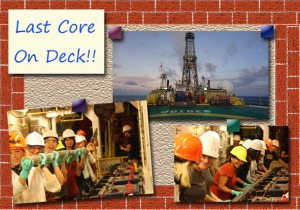Last Core On Deck!!