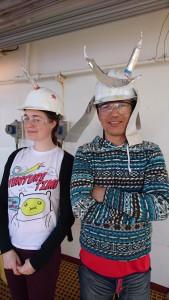 Catorionaと高井研博士