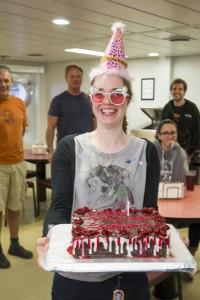 Catrionaの誕生日